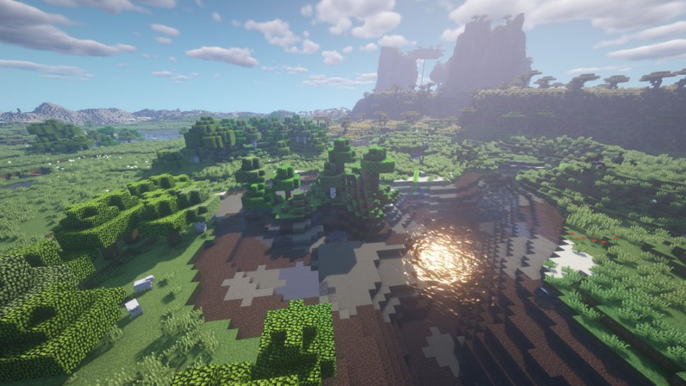 Sonic Ethers Unbelievable Shaders Mod – this is our personal favorite!