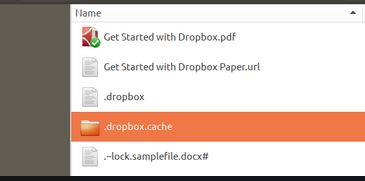 2. Clear Dropbox Cache