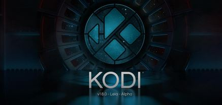 Downloading Kodi