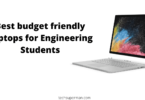 Best budget friendly laptops for Engineering Students