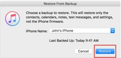 How To Restore iPhone To Factory settings easily With Pictures