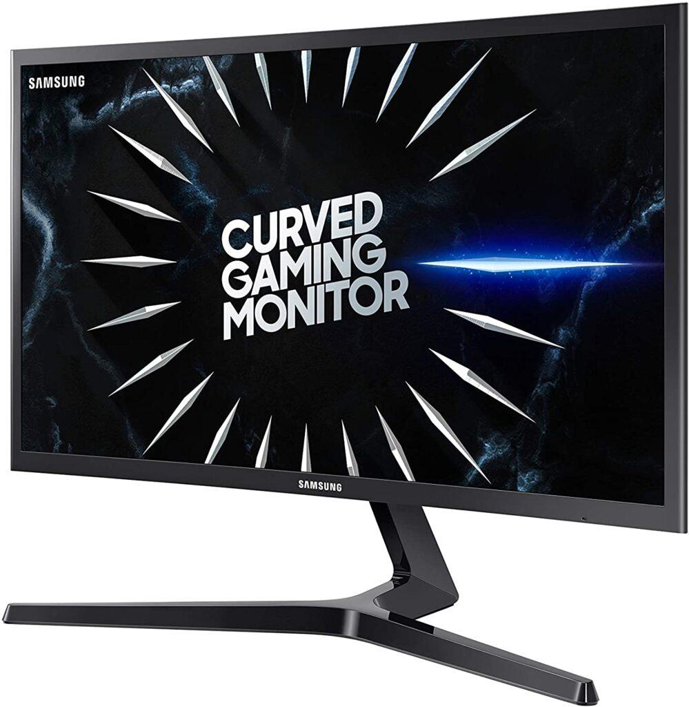 Samsung CRG5 144Hz Curved Gaming Monitor (LC24RG50FQNXZA)